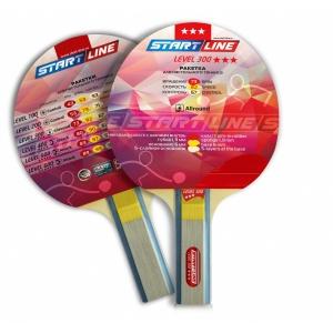 Профессиональная ракетка Start Line Level 300 прямая · Ракетка для настольного  тенниса ... ea914e0b98982